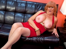 Naughty, huge breasted, 61-year-old divorcee...got your attention?