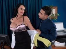 Rita's 15th 60PlusMILFs.com dong copulates her ass