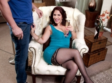 Sabrina Speaks The Language Of Bigger in size than standard Cock