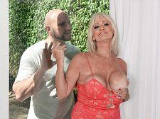 JMac discharges his semen, Leah swallows