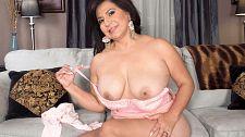 The bootylicious, boobilicious Latina